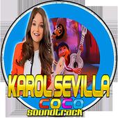 Karol Sevilla - La bikina de COCO Musica y Letras icon