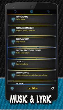 Karol Sevilla - La bikina de COCO Musica y Letras screenshot 1