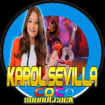 Karol Sevilla - La bikina de COCO Musica y Letras screenshot 2