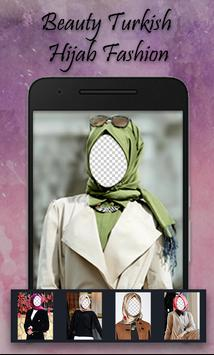Beauty Turkish Hijab Fashion poster