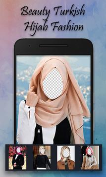 Beauty Turkish Hijab Fashion apk screenshot