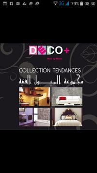 Déco+ Tendances poster