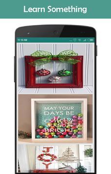 Cute DIY Decor Ideas for Christmas poster