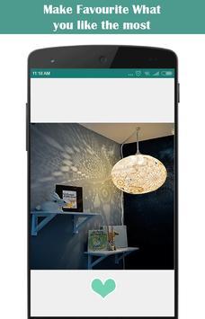 Easy DIY Room Décor Low Budget apk screenshot