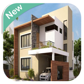 Home Exterior Painting Designs icon