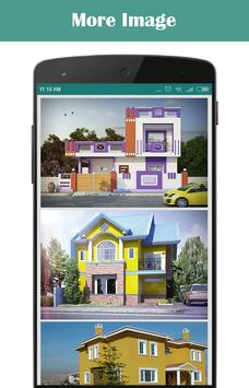 Home Exterior Painting Designs screenshot 2