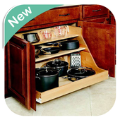 Kitchen Storage Ideas icon