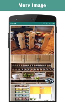 Kitchen Storage Ideas apk screenshot