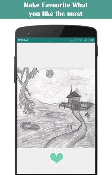 scenery drawing app screenshot 3