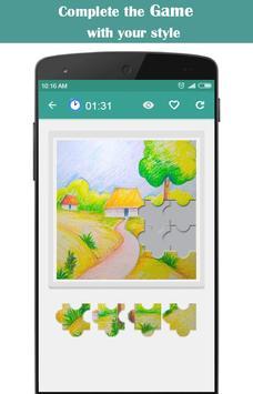 scenery drawing app screenshot 1