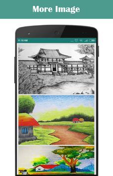 scenery drawing app screenshot 2