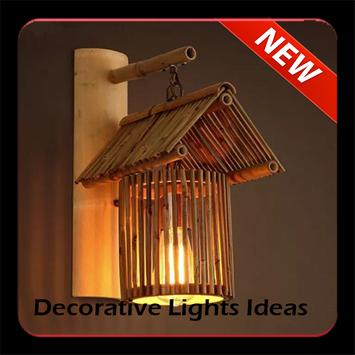 Decorative Lights Design poster