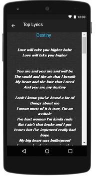 Cassper Nyovest Song & Lyrics apk screenshot