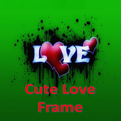 Cute Lovely Photo Frame icon
