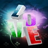 Romantic Love Frame icon
