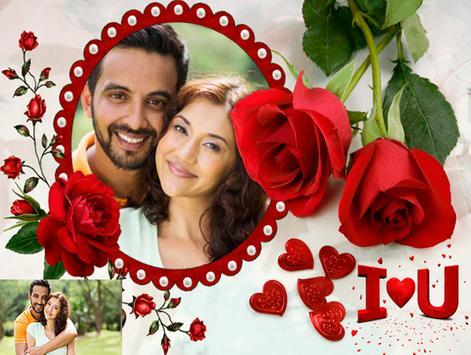 Romantic Love Frame apk screenshot
