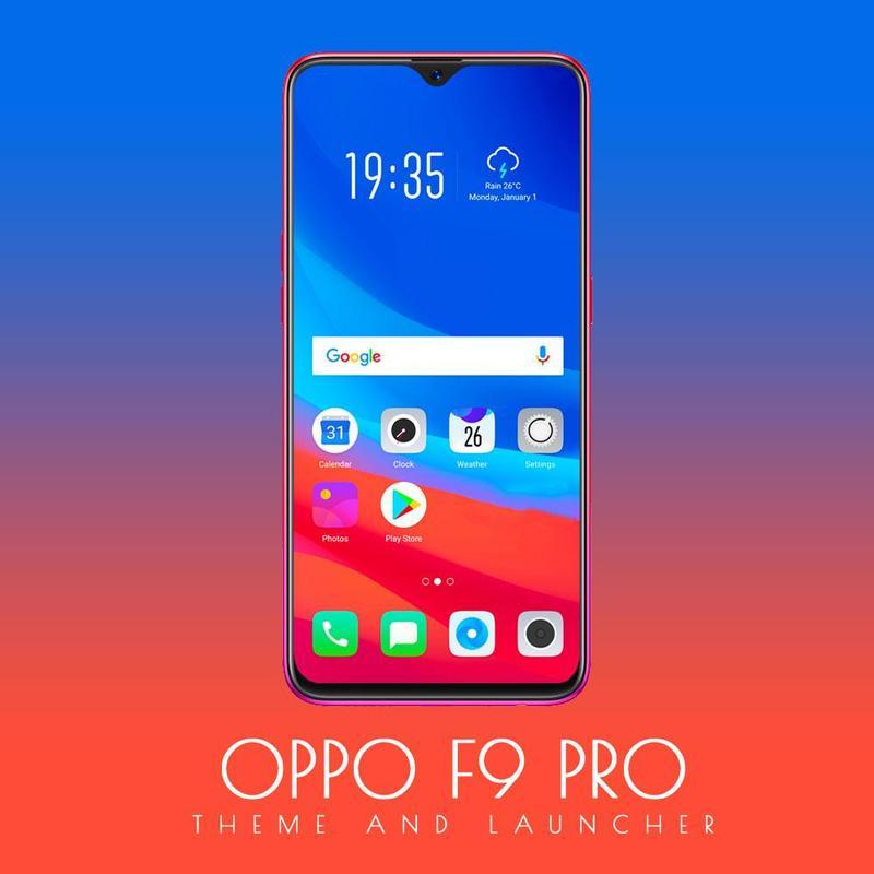 Download Tema Pubg Oppo F9