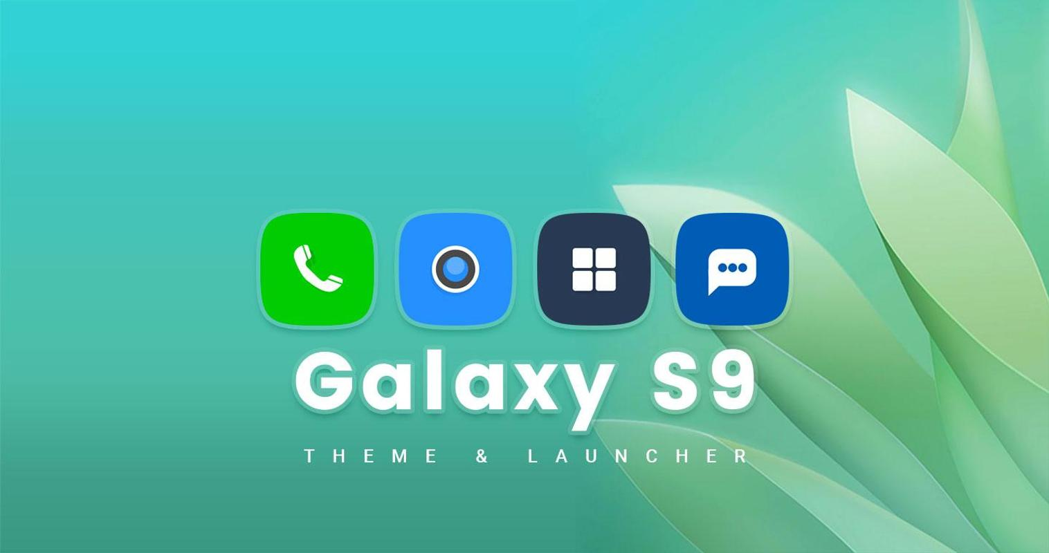 Theme for Galaxy S9 Launcher | Live Wallpaper poster ...