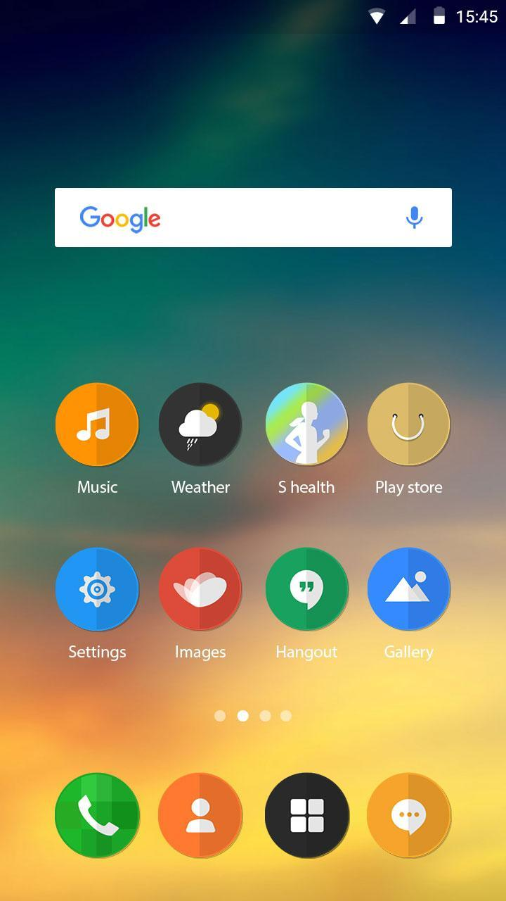 Theme for Oppo A71 launcher | live wallpaper for Android
