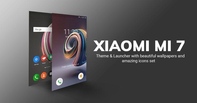 Theme For Xiaomi Mi 7 1 4 (Android) - Download APK