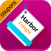 Discount Coupons for Harbor Freight icon