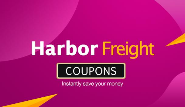Discount Coupons for Harbor Freight screenshot 3