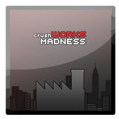 crushWorks: Madness FREE icon