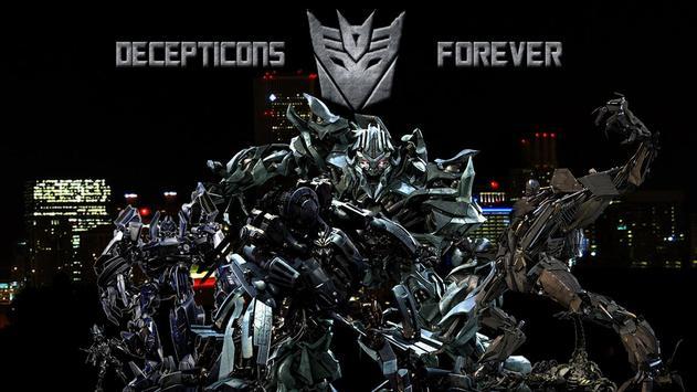 Decepticon Wallpaper HD poster