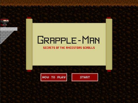 Grappleman poster