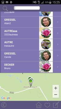 Mémorial Pompes funèbres apk screenshot