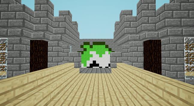 Happy Craft - Batman Castle games screenshot 2