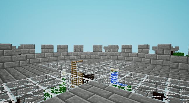 Happy Craft - Batman Castle games screenshot 4