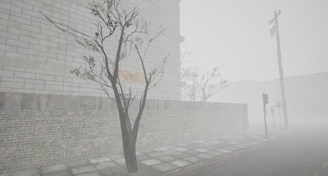 Silent road - Hill way games apk screenshot