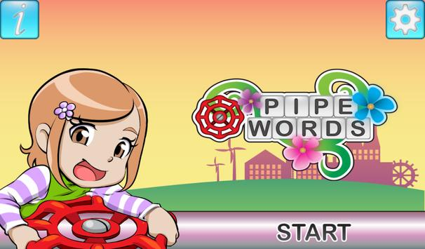 PipeWords poster