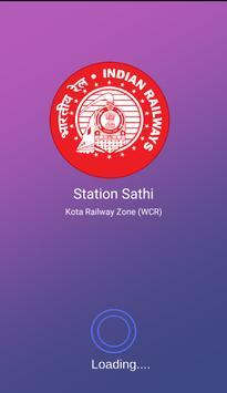 Station Sathi poster