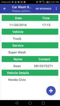 Car Wash Demo apk screenshot