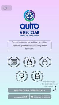 Quito a Reciclar screenshot 4