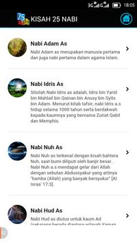 Kisah 25 Nabi poster