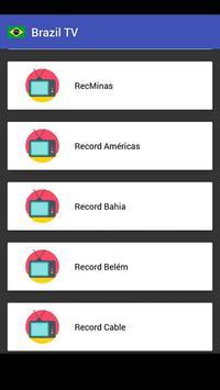My Brazil TV Info screenshot 6