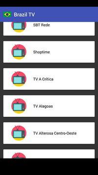 My Brazil TV Info poster