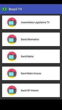 My Brazil TV Info screenshot 2