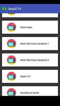 My Brazil TV Info screenshot 3