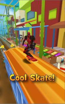 Adventure of DeadPool Hero Run 3D screenshot 4