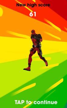 Adventure of DeadPool Hero Run 3D screenshot 6
