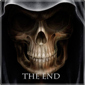 The end Test icon