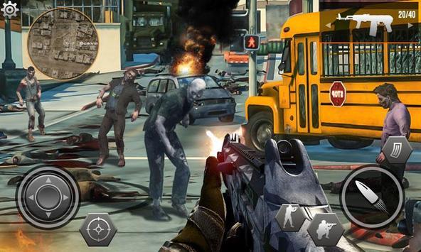 Dead Zombie Sniper Assassin Shooter 3D poster