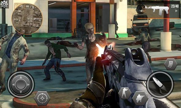Dead Zombie Sniper Assassin Shooter 3D screenshot 2