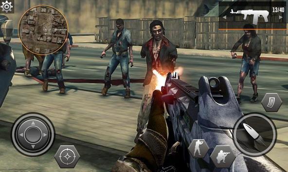 Dead Zombie Sniper Assassin Shooter 3D screenshot 3