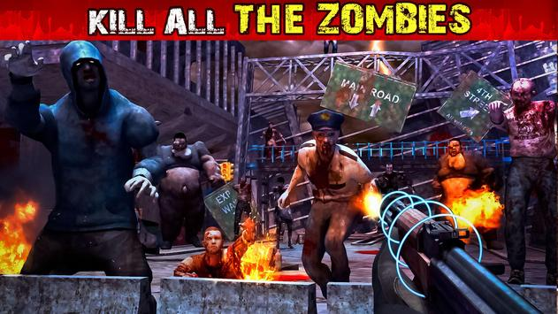 Zombie Battles- Shoot Zombies screenshot 8