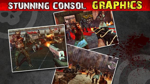 Zombie Battles- Shoot Zombies screenshot 10